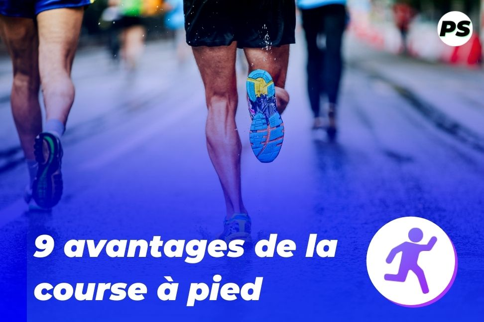 9 avantages de la course à pied
