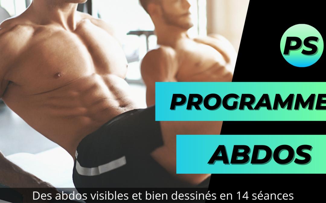 Programme abdominaux – Des abdos visibles et bien dessinés en 14 séances