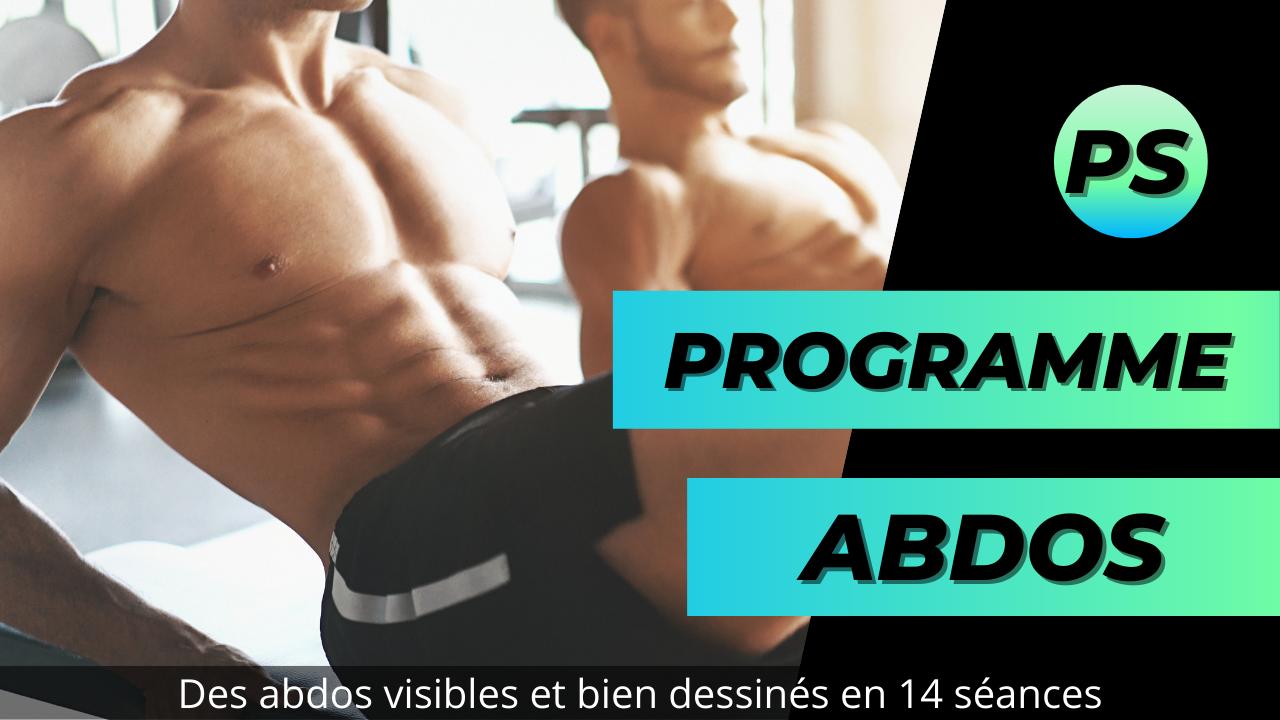 Programme abdominaux - Des abdos visibles et bien dessinés en 14 séances avec Purshape