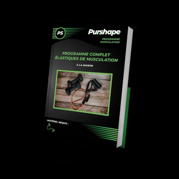 Programme d'exercices avec élastiques de musculation