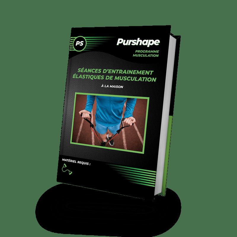 programme complet musculation à la maison avec élastiques de musculation