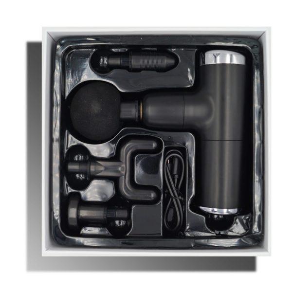 Image boite pistolet de massage Mini Purshape