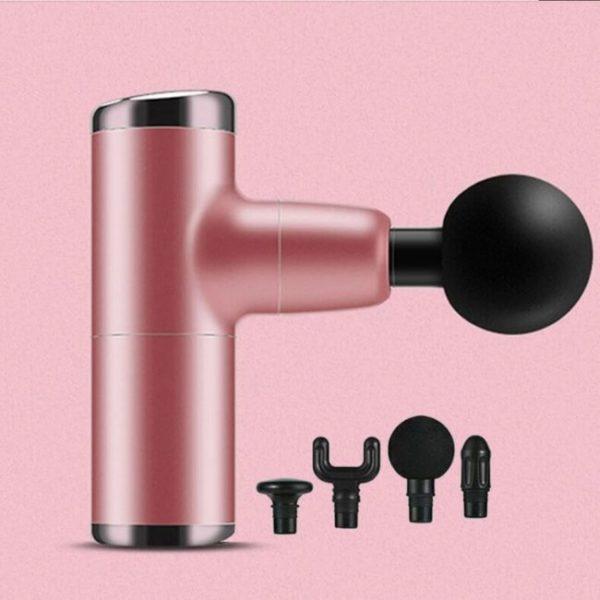 Pistolet de massage rose (1)