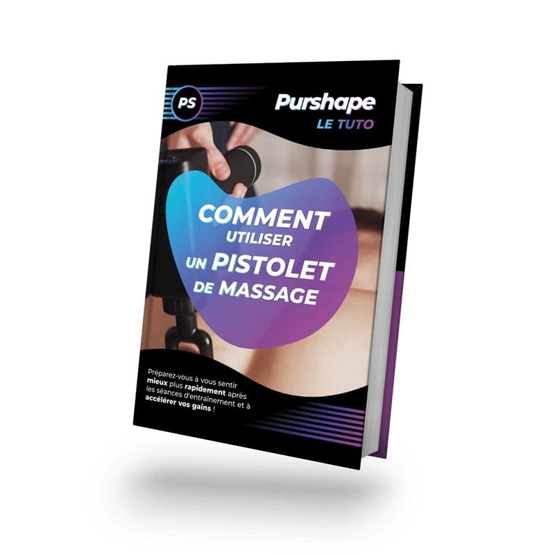 Image programme comment utiliser un pistolet de massage Purshape