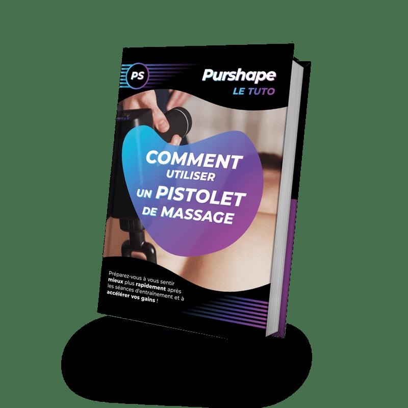 Programme comment utiliser un pistolet de massage Purshape
