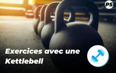 Exercices avec une Kettlebell