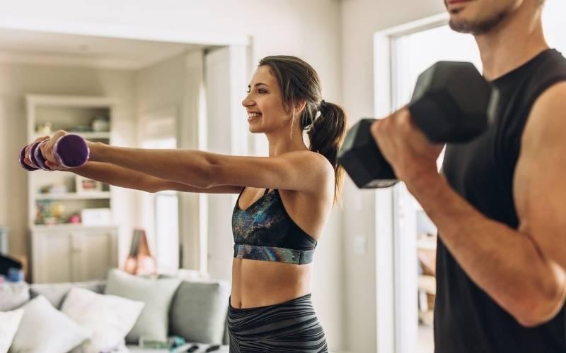 fitness à la maison purshape 1