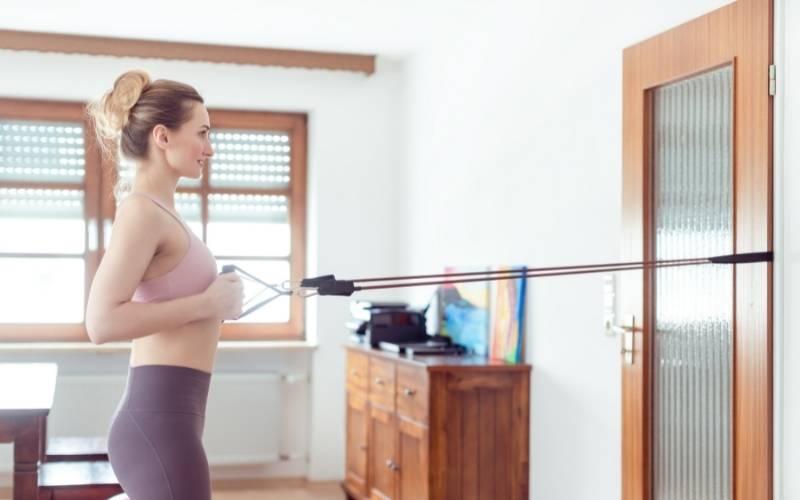 fitness à la maison purshape 3