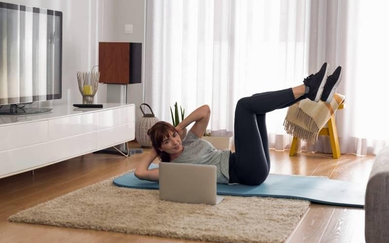 fitness à la maison purshape 4